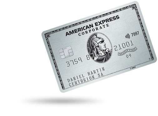 The Corporate Platinum Card