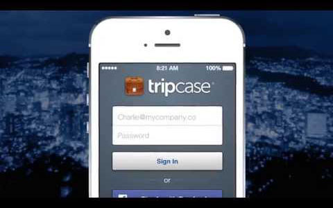 TripCase<sup>®</sup> Travel Management for Card Members