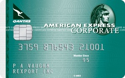 American Express Qantas Corporate Card