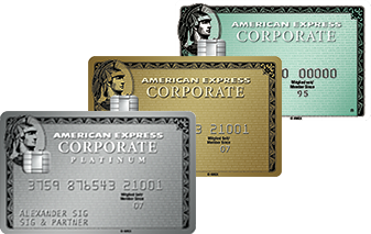 American Express Corporate Cards