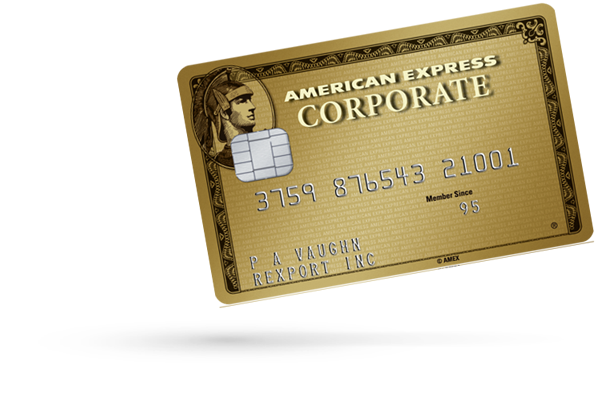 TARJETA AMERICAN EXPRESS CORPORATE GOLD