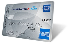 Votre Carte PRO AIR FRANCE KLM - AMERICAN EXPRESS SILVER