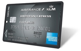 Votre Carte PRO AIR FRANCE KLM - AMERICAN EXPRESS PLATINUM