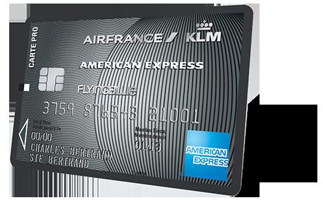 Carte American Express En Ligne.Carte Pro Air France Klm American Express Platinum