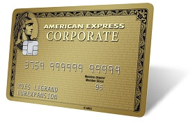 Carte Corporate Gold