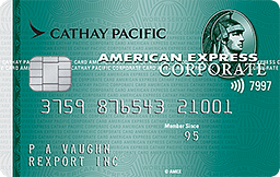 american express cathay pacific