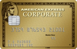 amex corporate gold card