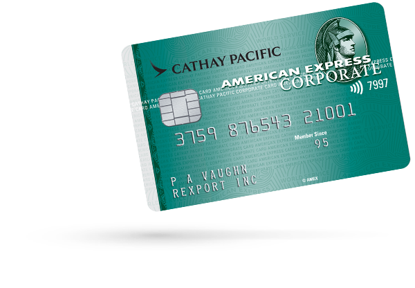 Cathay Pacific Corporate Card