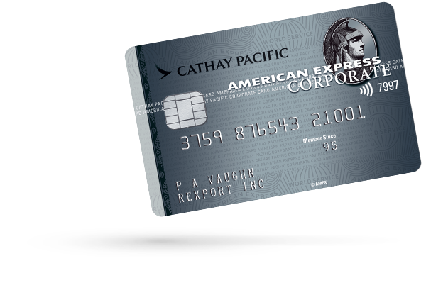 Cathay Pacific<br/> Elite Corporate Card