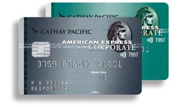 corporate cards