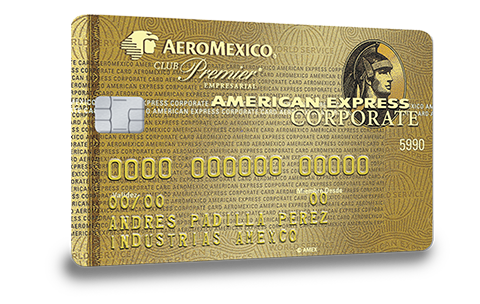 gold_aeromexico_corporate_card