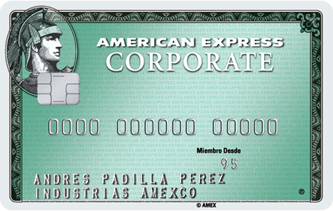 American Express® Corporate Card