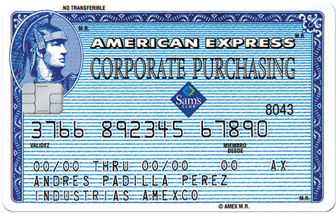 american express corporate website