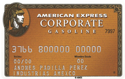 Corporate Gasoline Card
