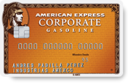 American Express® Corporate Gasoline Card