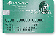 American Express® Corporate Card Aeroméxico