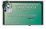American Express Corporate Meeting Card