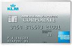 KLM American Express Corporate Card
