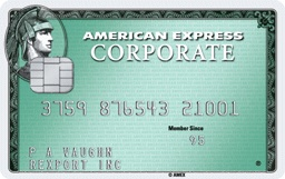 corporate green card