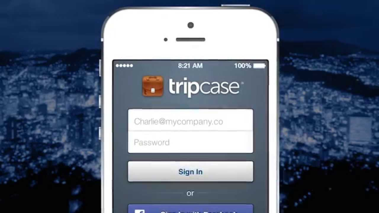 TripCase® Travel Management for Card Members