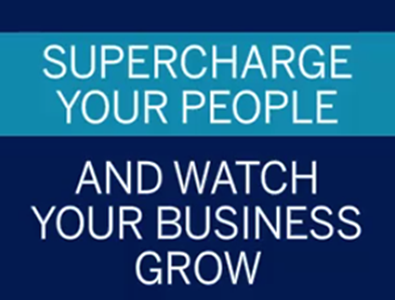 Supercharge your people and watch your business grow