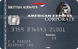 American Express British Airways Corporate Card Plus