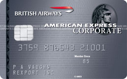 American Express British Airways Corporate Card
