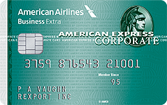 american express business extra corporate card