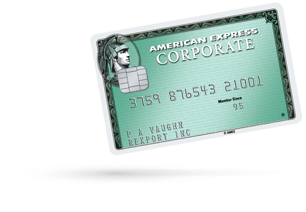 American express corporate green card reheart Choice Image