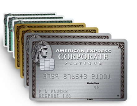 Corporate Card Program American Express Global Corporate Payments