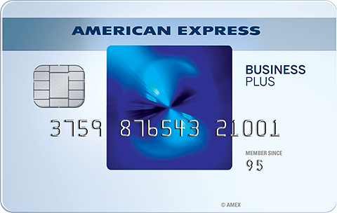 The Blue Business Plus Card