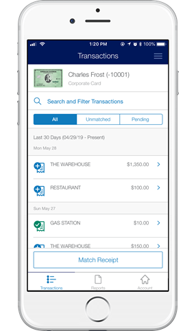 Mobile Apps American Express Global Corporate Payments